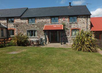 Thumbnail 4 bed semi-detached house for sale in Gateholm Cottage, Skerryback Farm, Sandy Haven, Haverfordwest