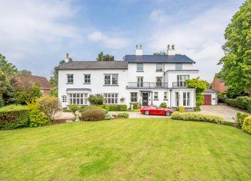 Thumbnail 7 bed detached house for sale in Burley Lane, Quarndon, Derby, Derbyshire