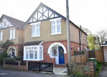 Thumbnail 4 bed detached house for sale in Church Road West, Farnborough, Hampshire