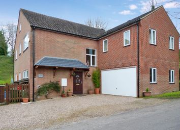 Thumbnail 6 bedroom detached house for sale in Stoke, Andover