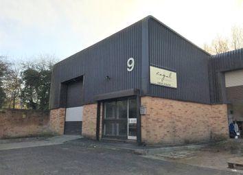 Thumbnail Industrial for sale in Unit 9 Blackworth Industrial Estate, Highworth, Nr Swindon