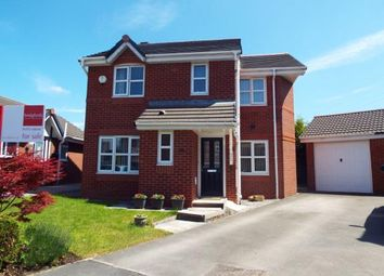 Thumbnail 4 bed detached house for sale in Duttonfield Close, Farington Moss, Leyland