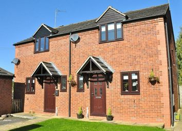 Thumbnail 3 bed semi-detached house for sale in Bridge Meadow Close, Sedgeberrow, Evesham