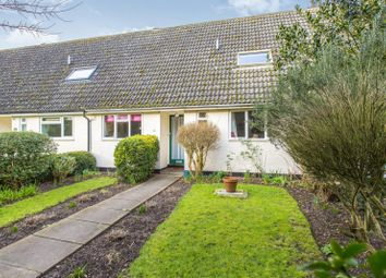 Thumbnail 3 bed terraced house to rent in Norman Court, Hemingford Grey, Huntingdon