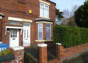 Thumbnail 3 bed end terrace house to rent in Rochdale Road, Middleton, Manchester
