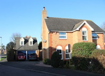 Thumbnail 4 bed detached house for sale in Castleton Road, Gloucester
