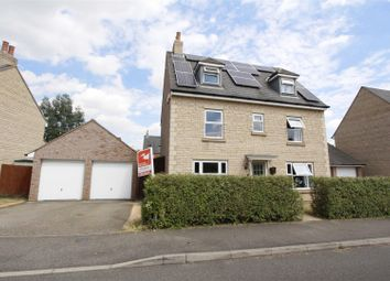 Thumbnail 5 bed detached house for sale in Badger Lane, Bourne