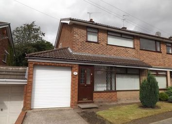 Thumbnail 3 bed semi-detached house for sale in Hinckley Road, St. Helens, Merseyside