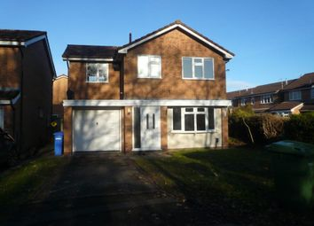 Thumbnail 3 bed property to rent in Carmarthen Close, Warrington, Cheshire