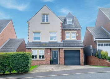 Thumbnail 5 bed detached house for sale in Tingley Hall Rise, Tingley