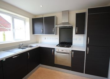 Thumbnail 3 bedroom flat to rent in Fontmell Close, Swindon