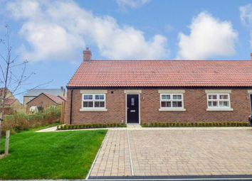 Thumbnail 2 bed bungalow for sale in Mandell Place, Embleton, Alnwick