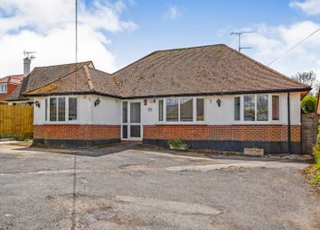 Thumbnail 4 bed detached bungalow for sale in Hastings Road, Battle