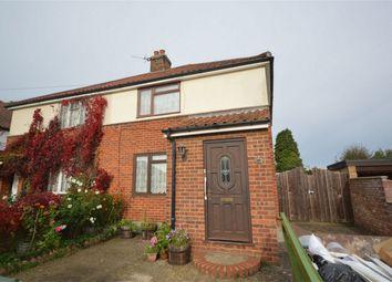 Thumbnail 3 bed semi-detached house for sale in Samson Road, Hellesdon, Norwich, Norfolk