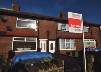 Thumbnail 2 bed terraced house for sale in Brooklyn Avenue, Leeds, West Yorkshire