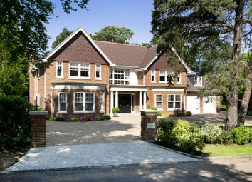 Thumbnail 5 bed detached house for sale in Forest Drive, Keston Park