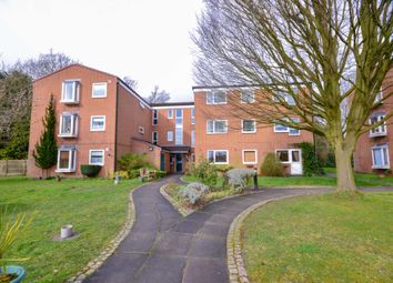 Thumbnail 2 bed flat for sale in Plymouth Drive, Bramhall, Stockport