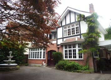 Thumbnail 4 Bed Detached House For Sale In Queens Park Avenue Bournemouth