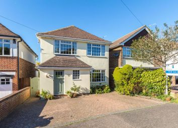 Thumbnail 4 bed detached house for sale in Oxen Avenue, Shoreham-By-Sea