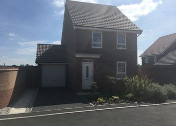 Thumbnail 3 bed detached house to rent in 15 Bridon Close, Retford