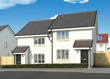 Thumbnail 3 bed semi-detached house for sale in The Blair, Early Braes, Barlanark, Glasgow