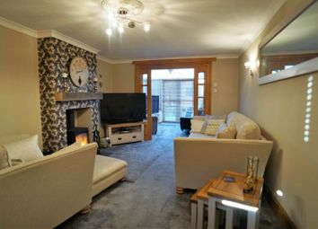 Thumbnail 3 bed terraced house for sale in Silverdale Road, Carlisle