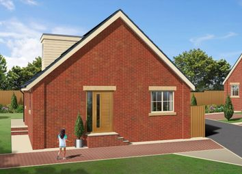 Thumbnail 3 bed detached bungalow for sale in Plot 1, Lynton Place, Darton, Barnsley