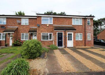 Thumbnail 2 bed terraced house for sale in Hornbeam Close, Sandhurst