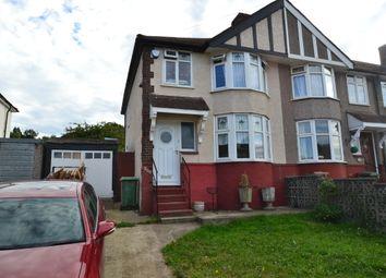 Thumbnail 3 bedroom end terrace house to rent in Parkside Avenue, Barnhurst
