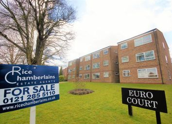 Thumbnail 2 bed flat for sale in Euro Court, Wake Green Road, Moseley, Birmingham