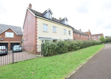 Thumbnail 4 bed semi-detached house for sale in Persimmon Gardens, Cheltenham, Gloucestershire