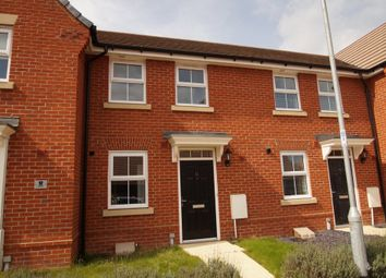 Thumbnail 2 bedroom terraced house for sale in Drake Close, Saxmundham