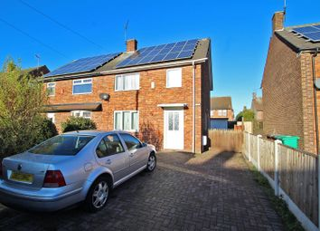 Thumbnail 3 bed semi-detached house for sale in Elswick Close, Bestwood Park, Nottingham