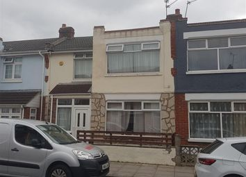 Thumbnail 3 bed terraced house for sale in Lichfield Road, Baffins, Portsmouth