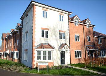Austen Way, St Albans, Hertfordshire AL4. 2 bed flat