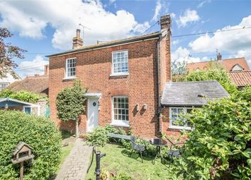 Thumbnail 3 bed cottage for sale in Back Lane, Stisted, Essex