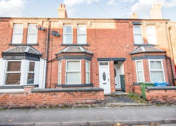 Thumbnail 3 bed terraced house for sale in Century Road, Retford
