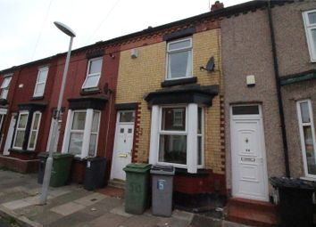 Thumbnail 2 bed terraced house to rent in Parkside Road, Birkenhead, Merseyside