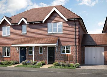 "Thumbnail 2 bed property for sale in ""The Melrose"" at Lenham Road, Headcorn, Ashford"