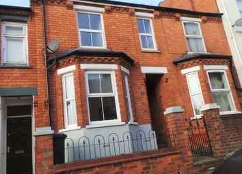 Thumbnail 3 bed terraced house to rent in Clarina Street, Lincoln