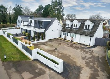 Thumbnail 4 bed detached house for sale in Higher Brooks, Street