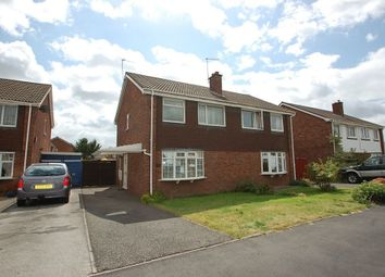 Thumbnail 3 bed property to rent in Grange Street, Burton Upon Trent, Staffordshire