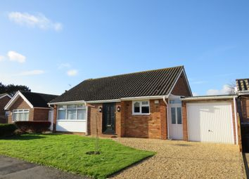 Thumbnail 2 bed detached bungalow for sale in Christchurch Crescent, Bognor Regis