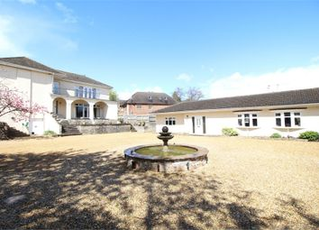 Thumbnail 6 bed detached house for sale in Magor Road, Langstone, Newport