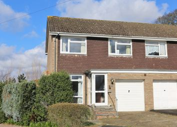 Thumbnail 3 bed end terrace house for sale in Albany Court, Bishops Waltham, Southampton
