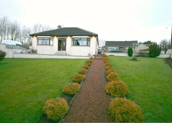 Thumbnail 3 bed detached bungalow for sale in Shotts Kirk Road, Shotts