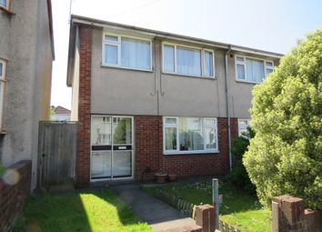 Thumbnail 3 bed end terrace house for sale in Bell Hill Road, St. George, Bristol