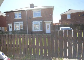 Thumbnail 2 bed property to rent in Chicken Road, Wallsend
