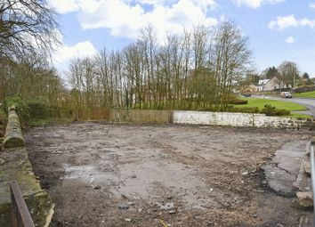 Thumbnail Land for sale in Kilsyth Road, Banknock, Bonnybridge