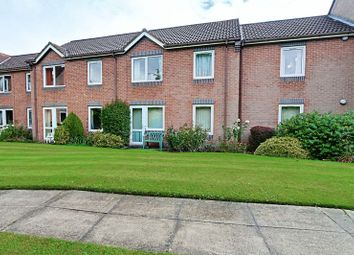 Thumbnail 2 bed flat for sale in Haldenby Court, West End, Swanland, North Ferriby